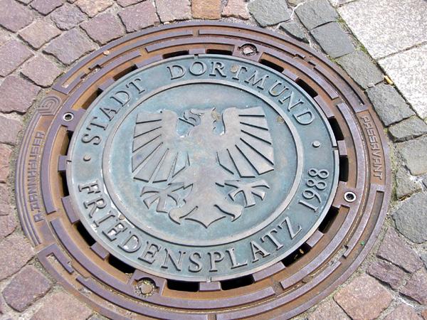 Dortmund Friedensplatz
