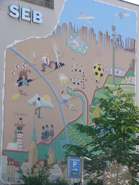Dortmund Kunst