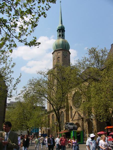 Dortmund Reinoldi Kirche
