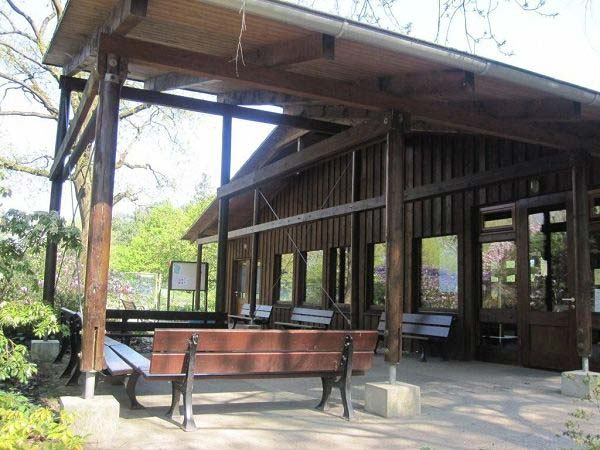 Rombergpark Bienenhaus